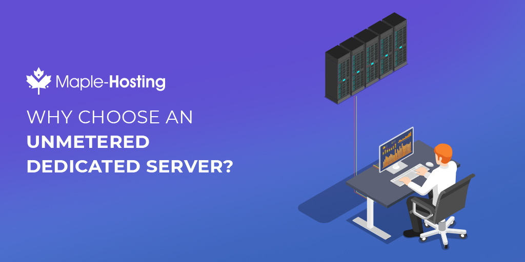 Why Choose Unmetered Dedicated Servers?