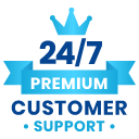 24/7 Premium Dedicated Server Support